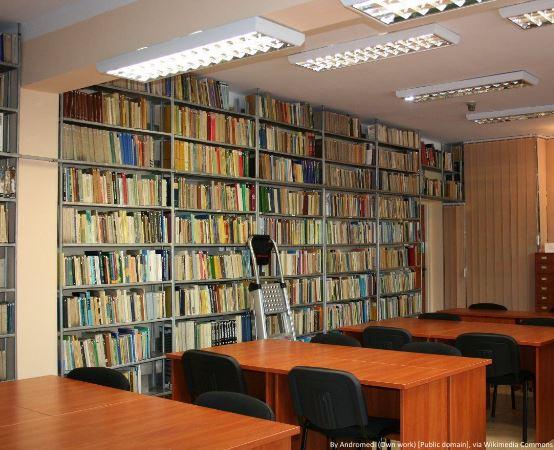 Biblioteka Koszalin: Za okres zamknięcia biblioteki nie będą naliczane należności za nieterminowy zwrot zbiorów.