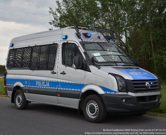 Policja Koszalin: Przestępstwo, którego nie było...