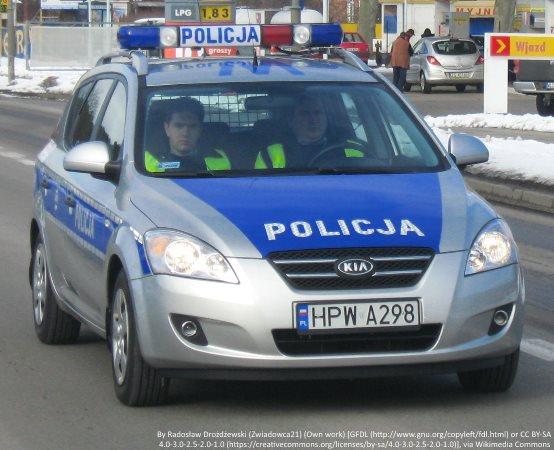 Policja Koszalin: Dozór za posiadanie ponad 100 gramów narkotyków