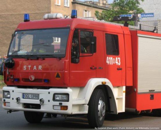 KMPSP Koszalin: Zakończenie kursu podstawowego OSP